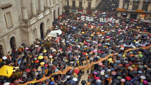 Catalonians still want November independence vote