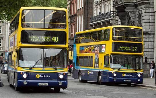 Public transport fares increase in Dublin