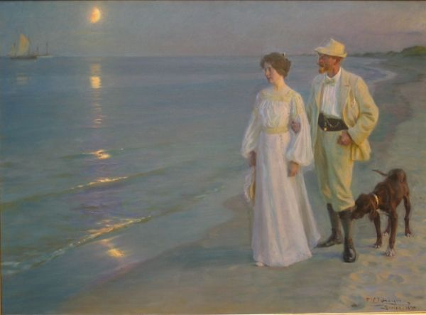 Michael Ancher - P.S. Krøyer: Friends and Rivals
