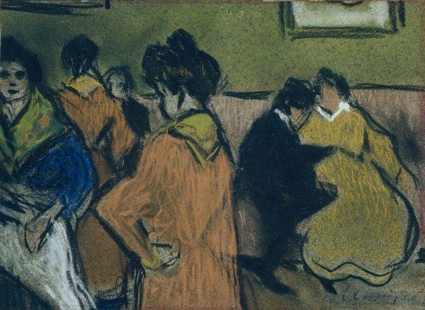 Casagemas: The artist under the myth
