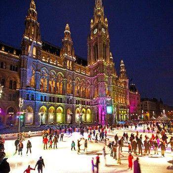 Vienna Ice World