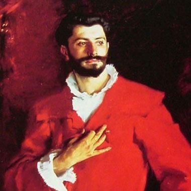 Sargent: Portrait of Artists and Friends