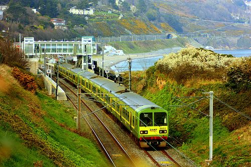 Dart rail service increases frequency