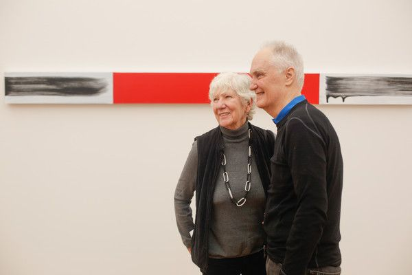 Mary Heilmann & David Reed: Two By Two