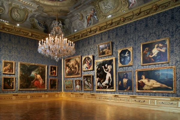 Rembrandt - Titian - Bellotto: Spirit and splendour of the Dresden Picture Gallery