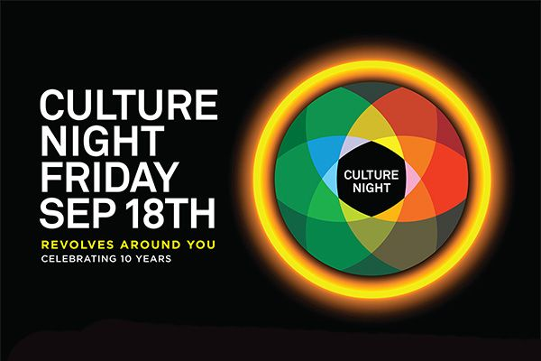 Culture Night in Dublin celebrates ten years