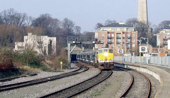 Dublin opens Phoenix Park tunnel to passenger trains