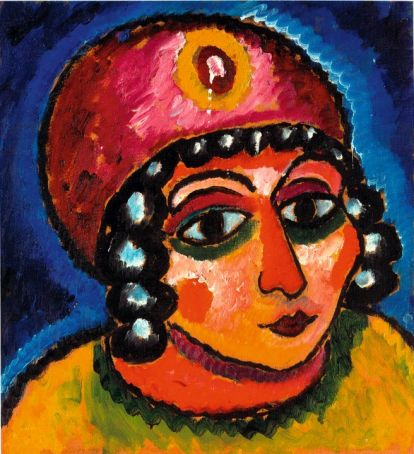 Farbenrausch. Masterpieces of German Expressionism