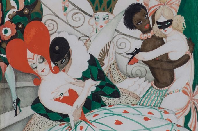 Gerda Wegener: Artist and Muse