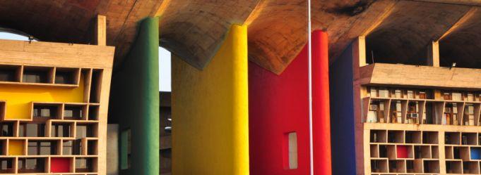 Chandigarh: 50 ans après Le Corbusier