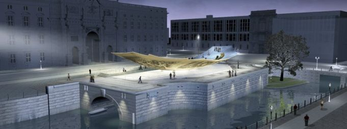 Germany scraps plan for reunification monument