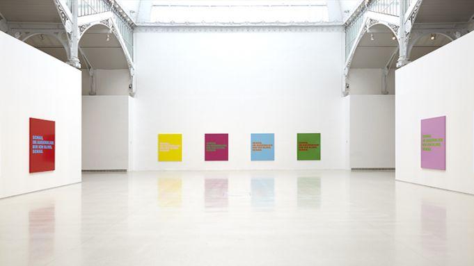 Rémy Zaugg: The Question of Perception