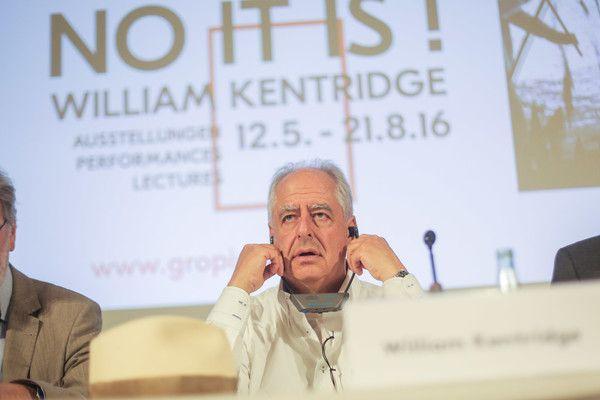William Kentridge: NO IT IS!