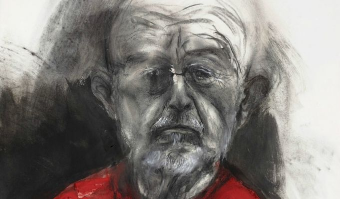 Jim Dine: I Never Look Away