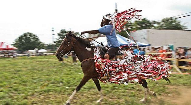 Mohamed Bourouissa: Horseday