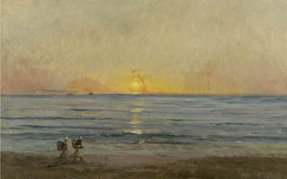 Daubigny, Money, Van Gogh