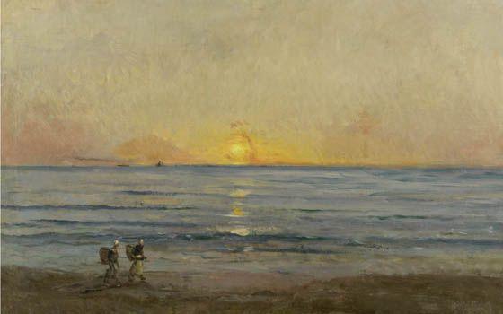 Daubigny, Money, Van Gogh