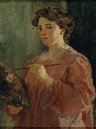 Lluïsa Vidal: Pintora del modernisme