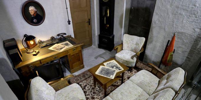 Hitler bunker exhibit causes controversy in Berlin