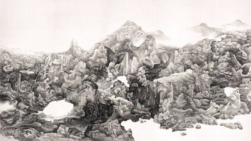 Liu Dan: New Landscapes and Old Masters