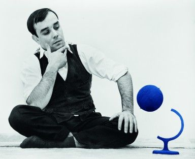 Yves Klein: Theatre of the Void