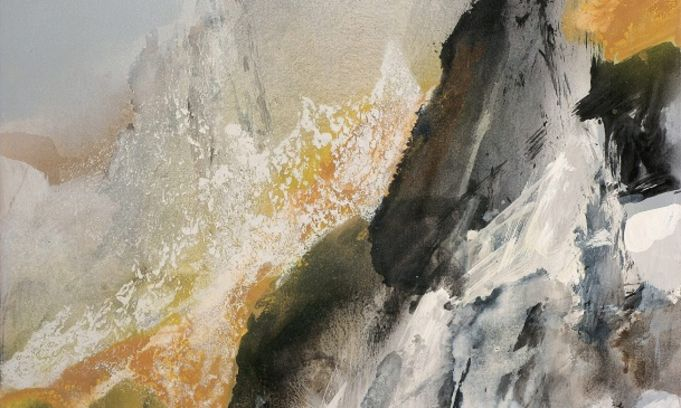 Beyond the Brush: Abstract Ink Paintings since 1960