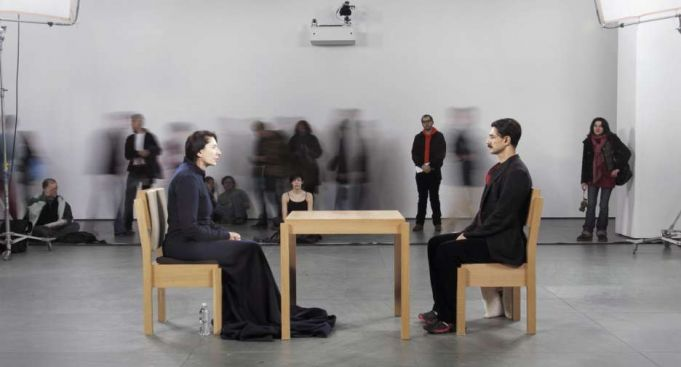 Marina Abramović: The Cleaner