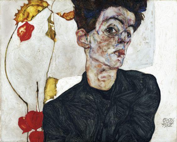 Egon Schiele: Self-Abandonment and Self-Assertion