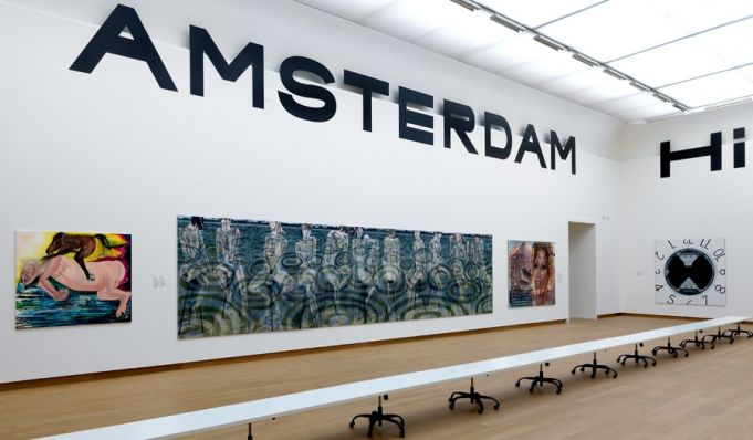 Jana Euler: High in Amsterdam: The Sky of Amsterdam