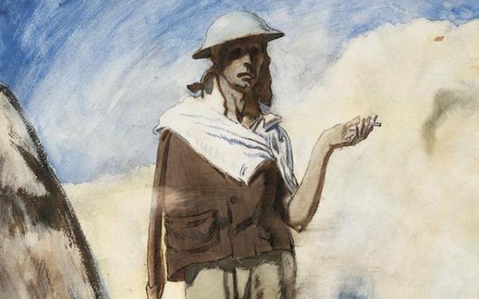 Aftermath: The War Landscapes of William Orpen