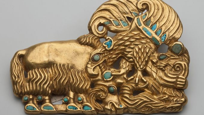 Scythians: warriors of ancient Siberia - Wanted in Europe