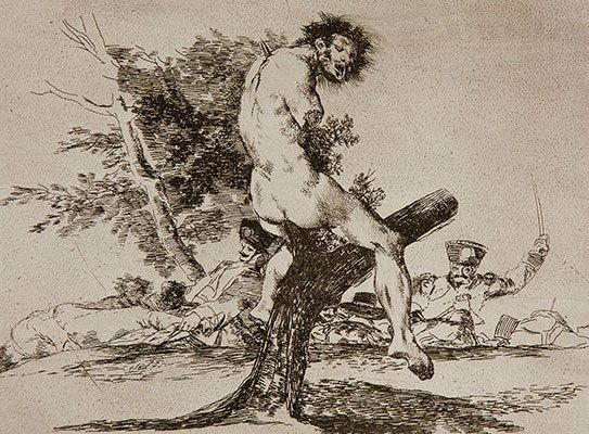 Francisco Goya: The Disasters of War