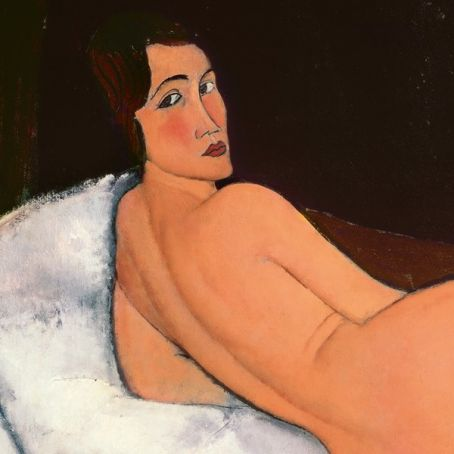 Modigliani at Tate Modern