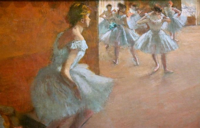Degas, Danse, Dessin. A Tribute to Degas with Paul Valéry