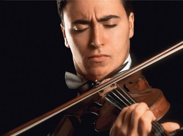 Maxim Vengerov at the IUC in Rome