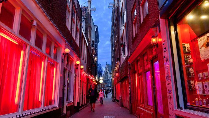 Amsterdam treats sex workers like human beings