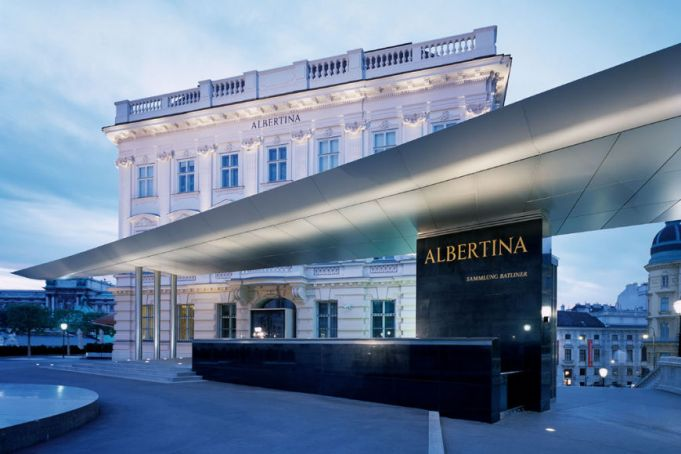 Albertina Modern's inaugural exhibition in March