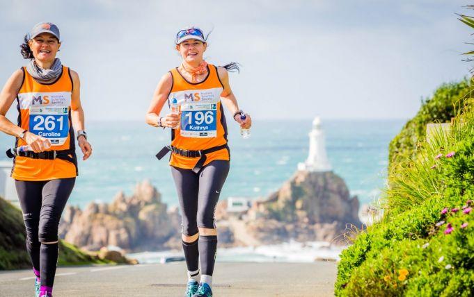 Jersey, Channel Islands, Marathon