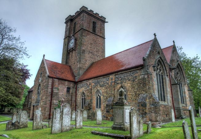St Saviour Parish