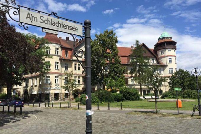 Zehlendorf area