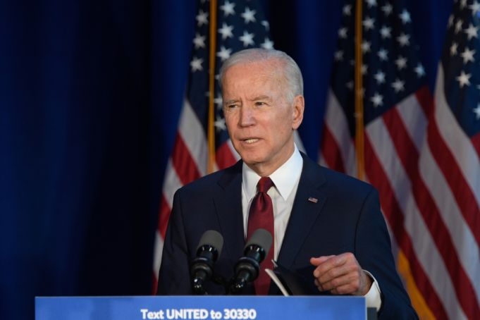Joe Biden speaks to top EU leaders