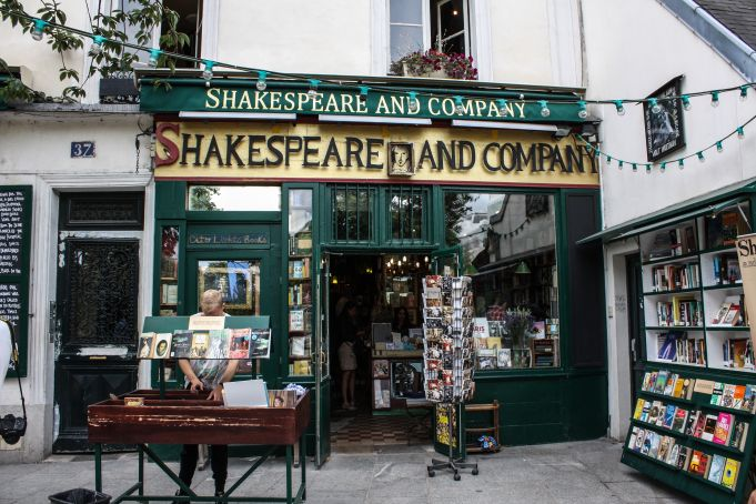 Legendary Shakespeare and Co. bookshop in Paris at risk of bankruptcy