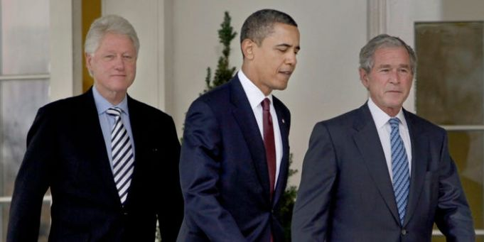 Obama, Bush and Clinton will get vaccinated on live tv