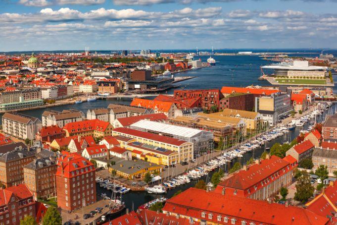 Christianshavn neighbourhood