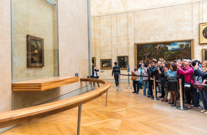 Christie's auctions first ever private viewing of the Mona Lisa