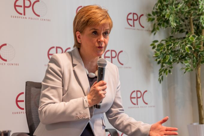 Brexit: The Scottish premier has called for an extension of the transition period