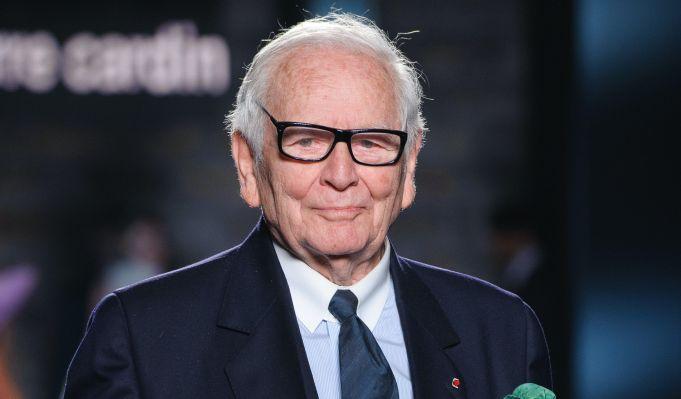 Iconic fashion designer Pierre Cardin dies at 98