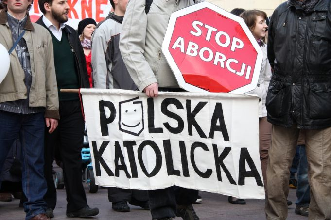 Right to abortion limited in Poland
