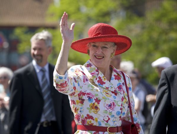 Margrethe of Denmark is first royal to receive Covid-19 vaccine