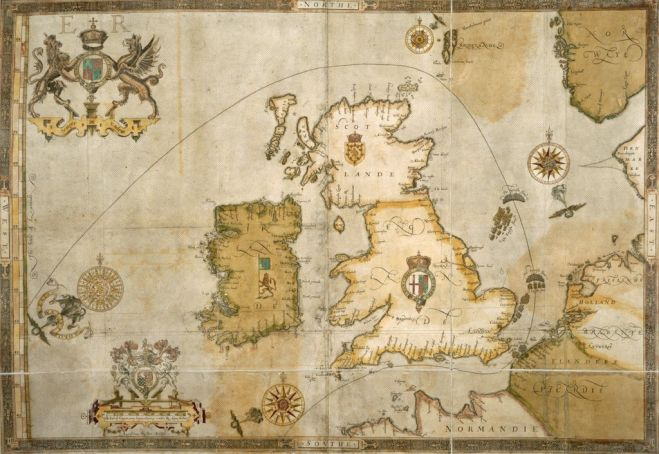 Spanish Armada maps saved from export to the US after hurried funds drive